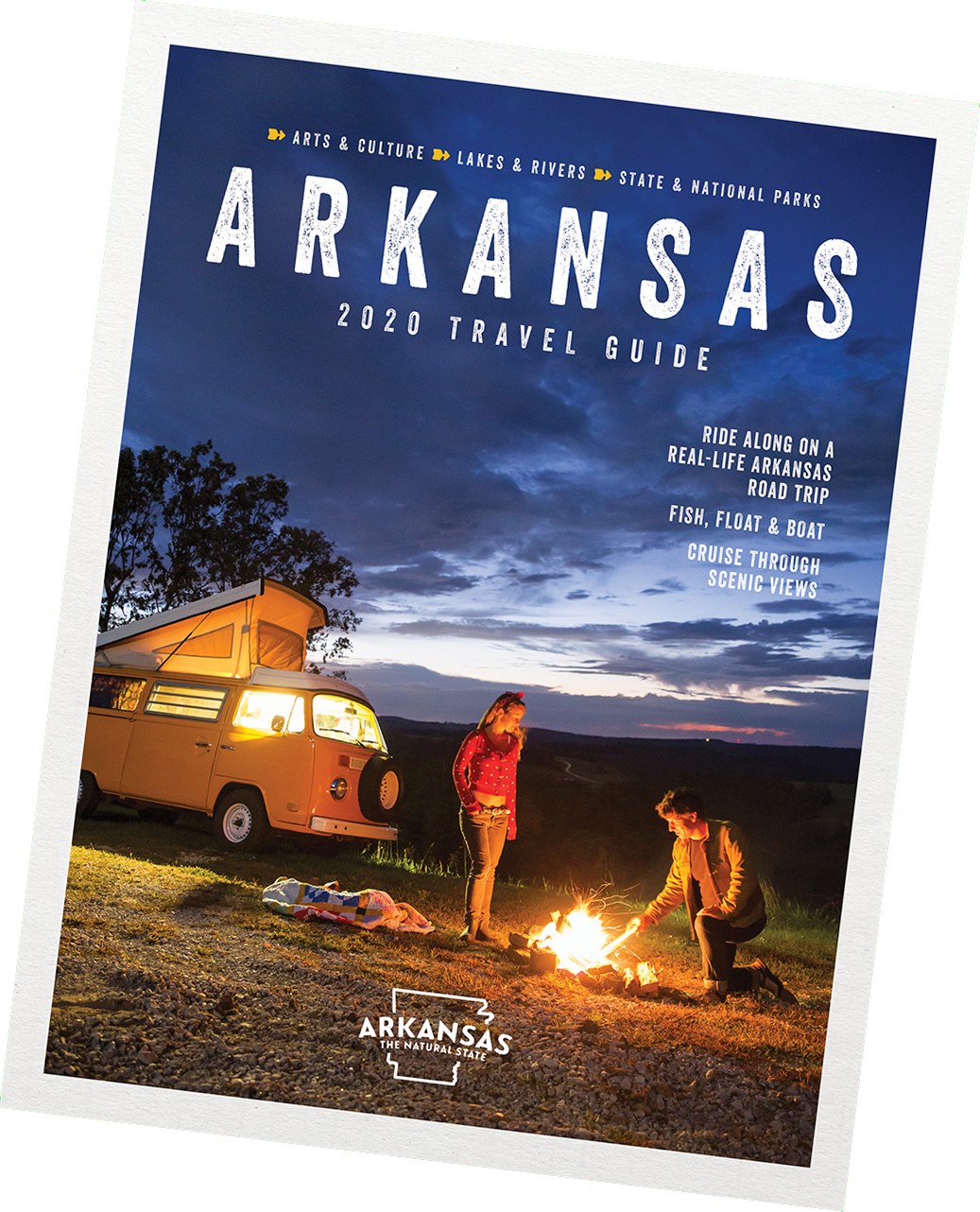 Plan your trip to Arkansas with the 2020 Travel Guide