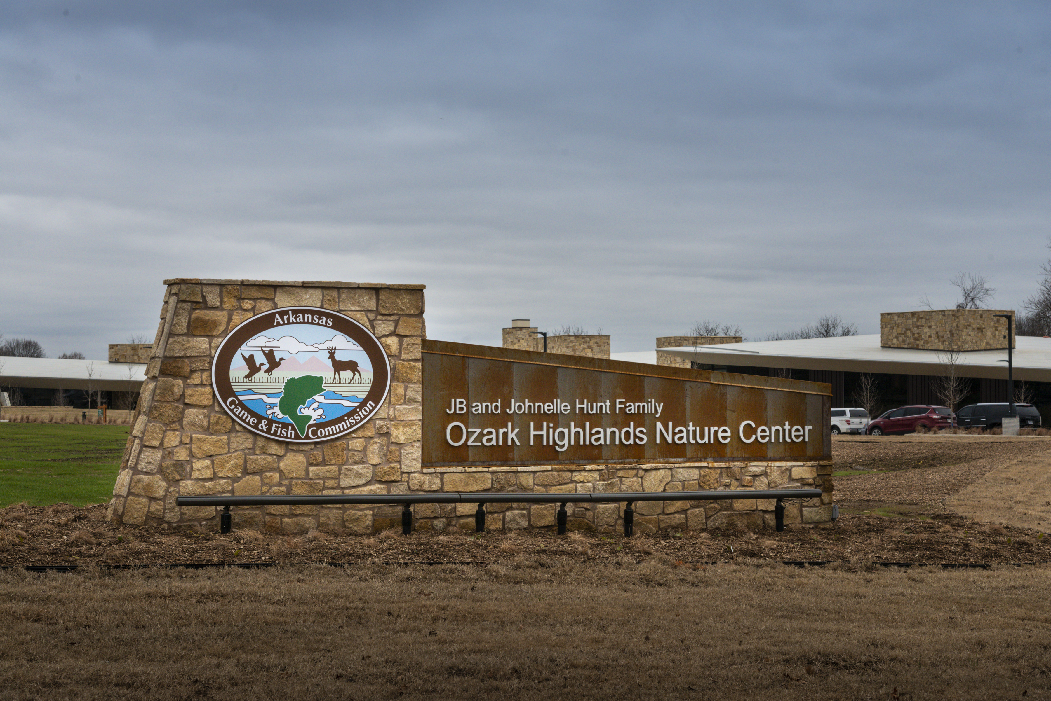 Ozark Highlands Nature Center in Springdale Arkansas