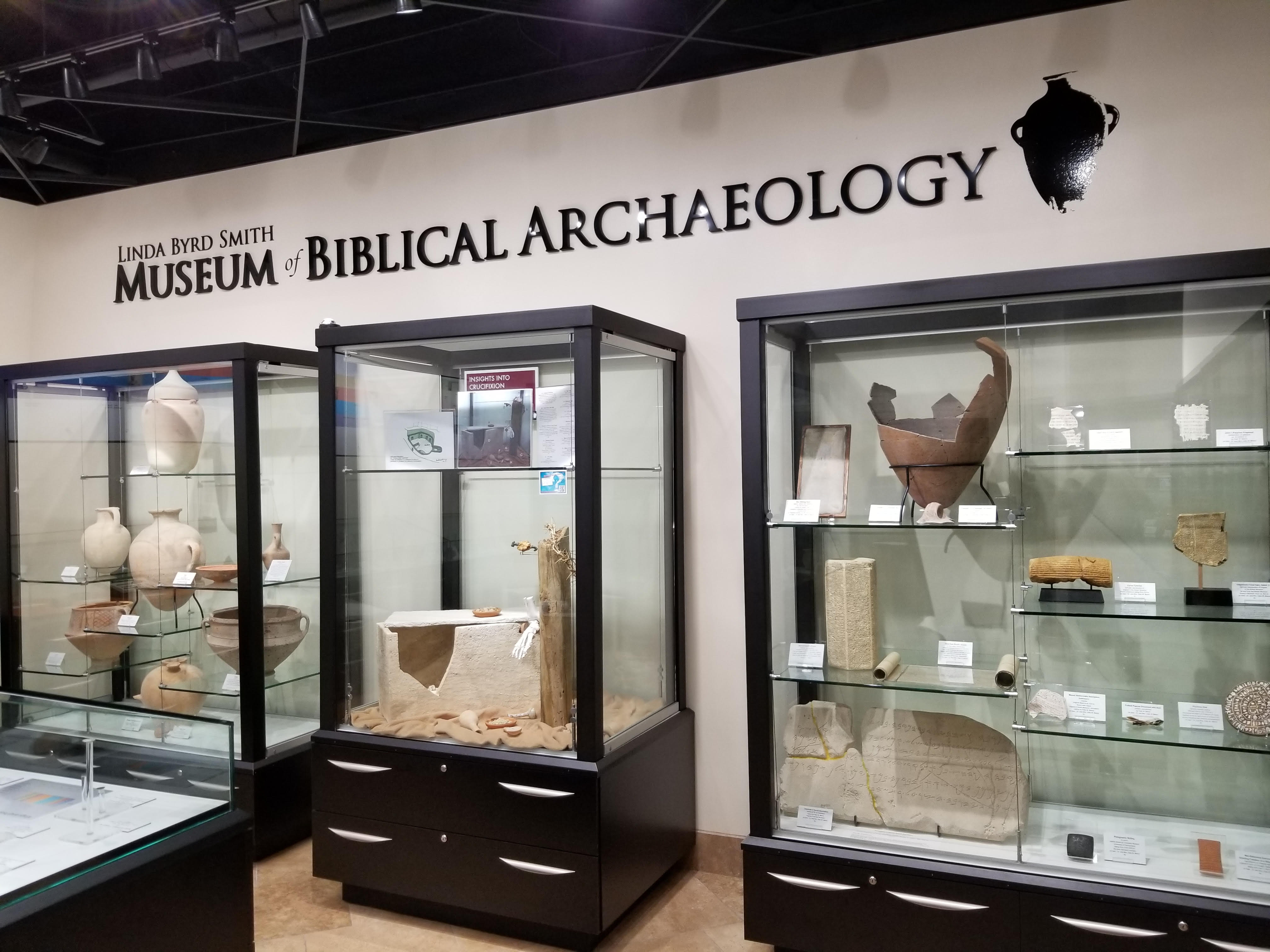Linda Byrd Smith Museum of Biblical Archaeology
