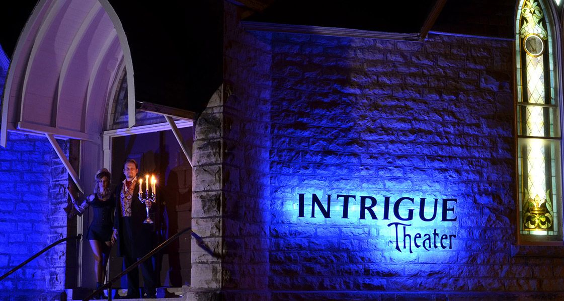 Intrigue Theater in Eureka Springs