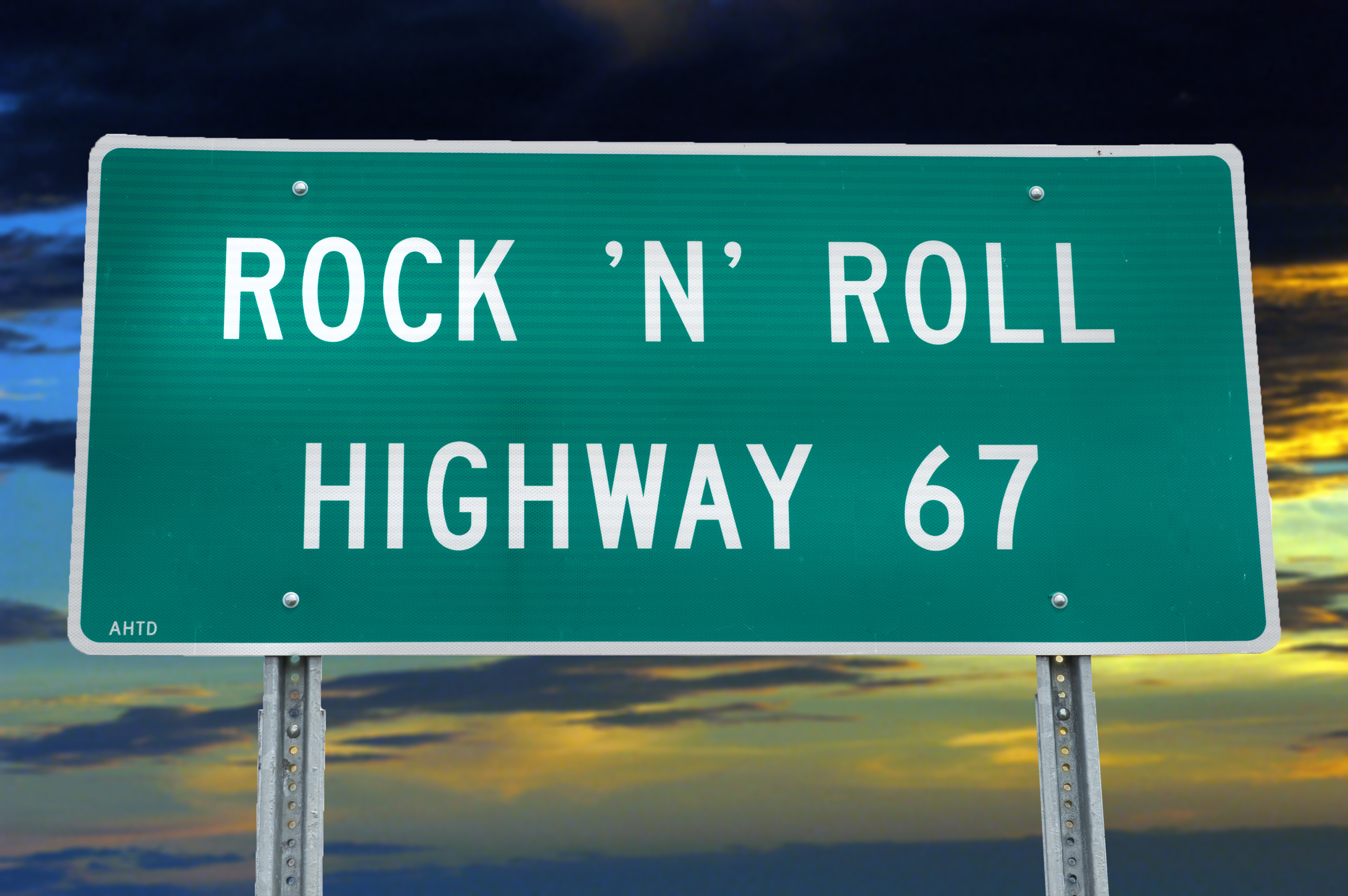 Arkansas's Rock 'n' Roll Highway 67