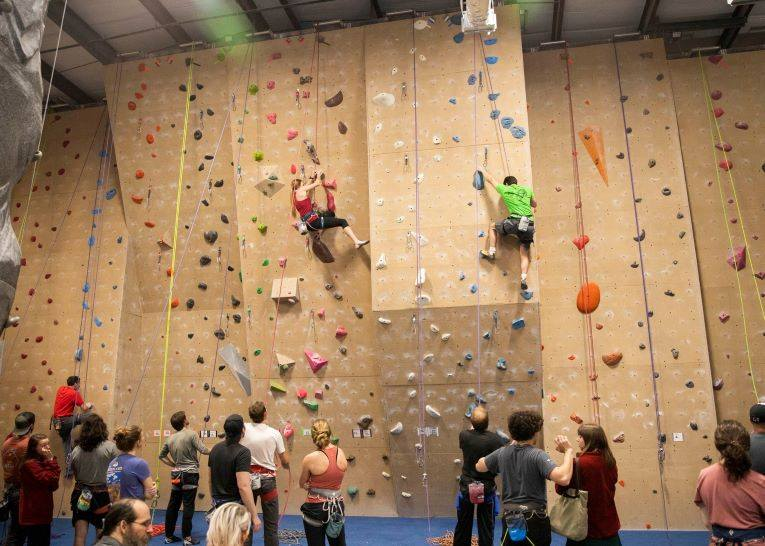 Little Rock Climbing Center