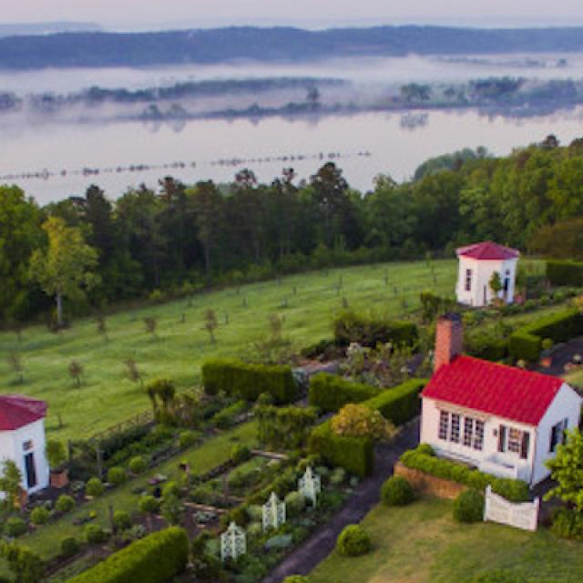 P. Allen Smith's Moss Mountain Farm