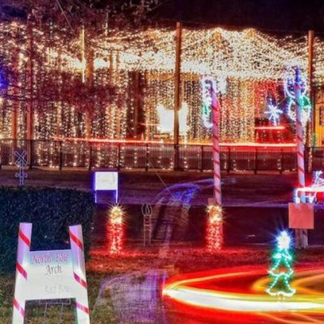 Batesville Trail of Holiday Lights