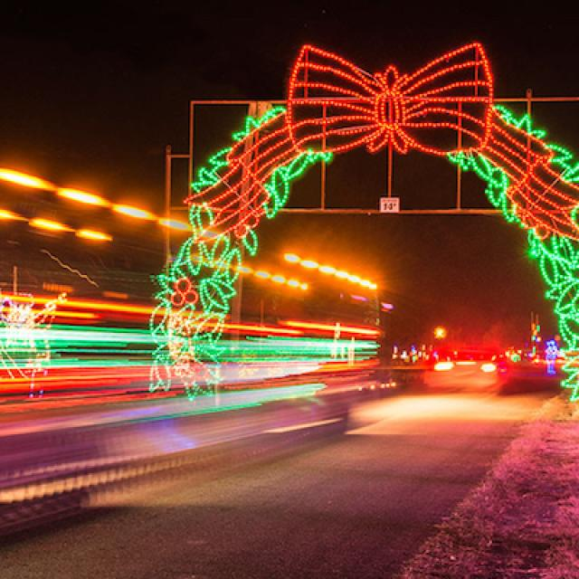 Blytheville Trail of Holiday Lights