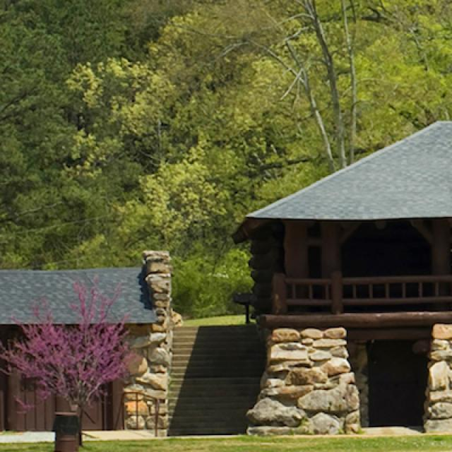 Crowley's Ridge CCC Pavilion