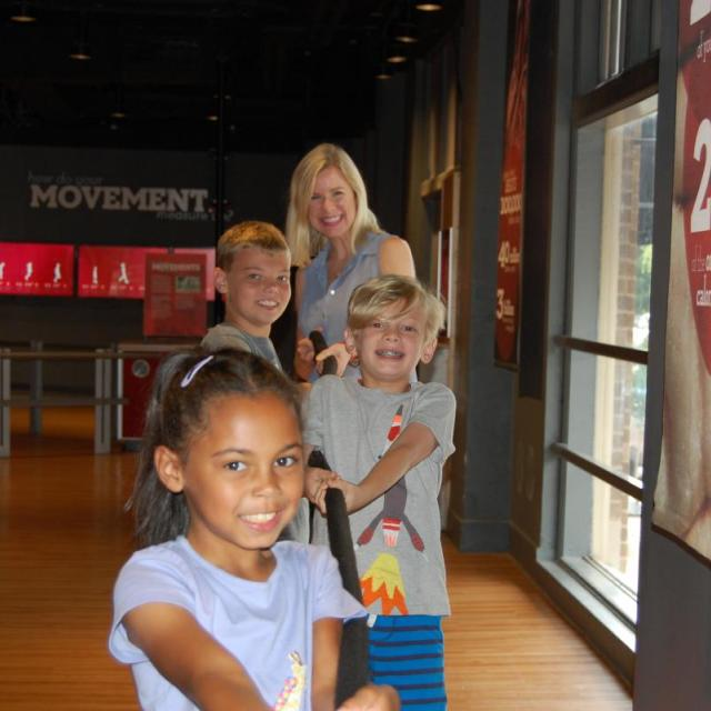 Museum of Discover in Little Rock, Arkansas