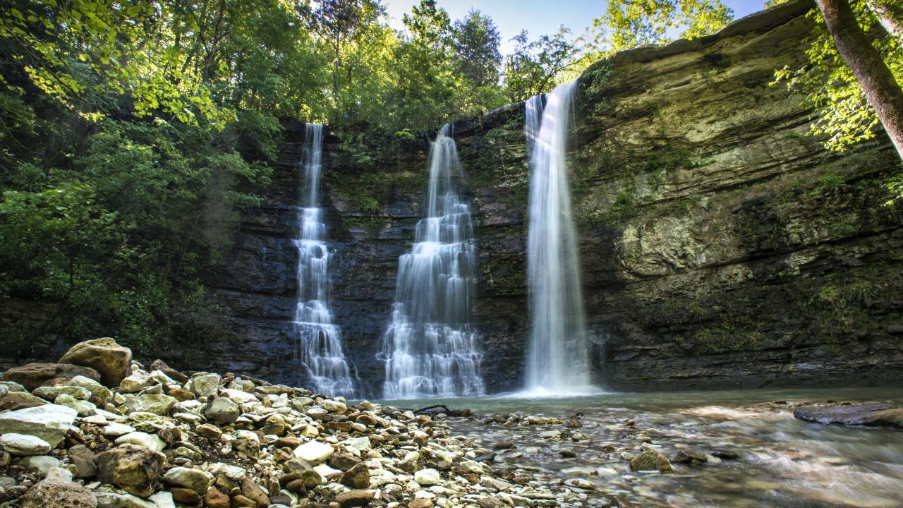 Finding Arkansas S Waterfalls Arkansas Com