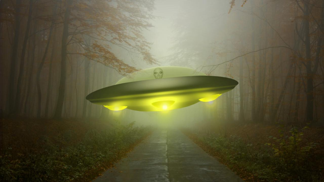 The annual Ozark Mountain UFO Conference takes place in Eureka Springs.