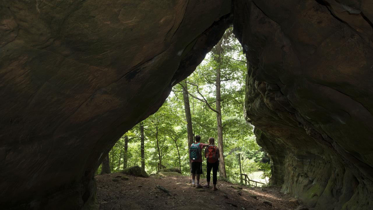 Caves, Caverns, Spelunking | Arkansas.com