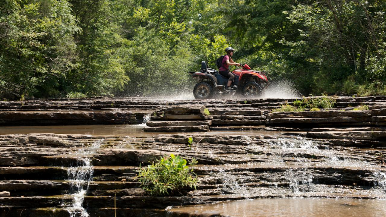 Find Great Ideas For Atv Vacations And Off Road Parks Arkansas Com