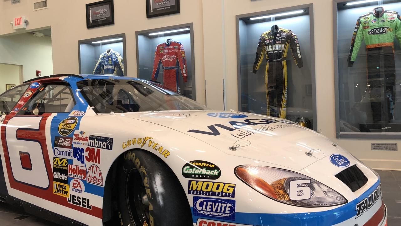 Mark Martin Museum in Batesville
