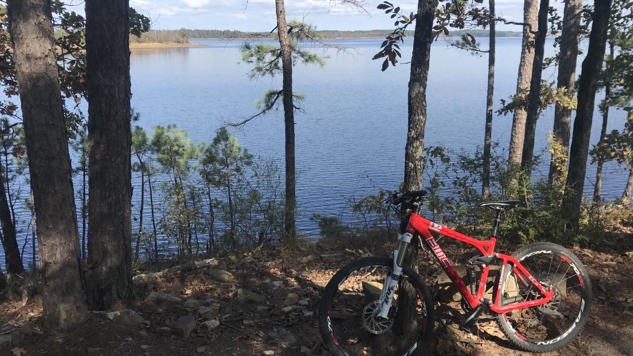 Riding The Iron Mountain Trails Arkansas Com