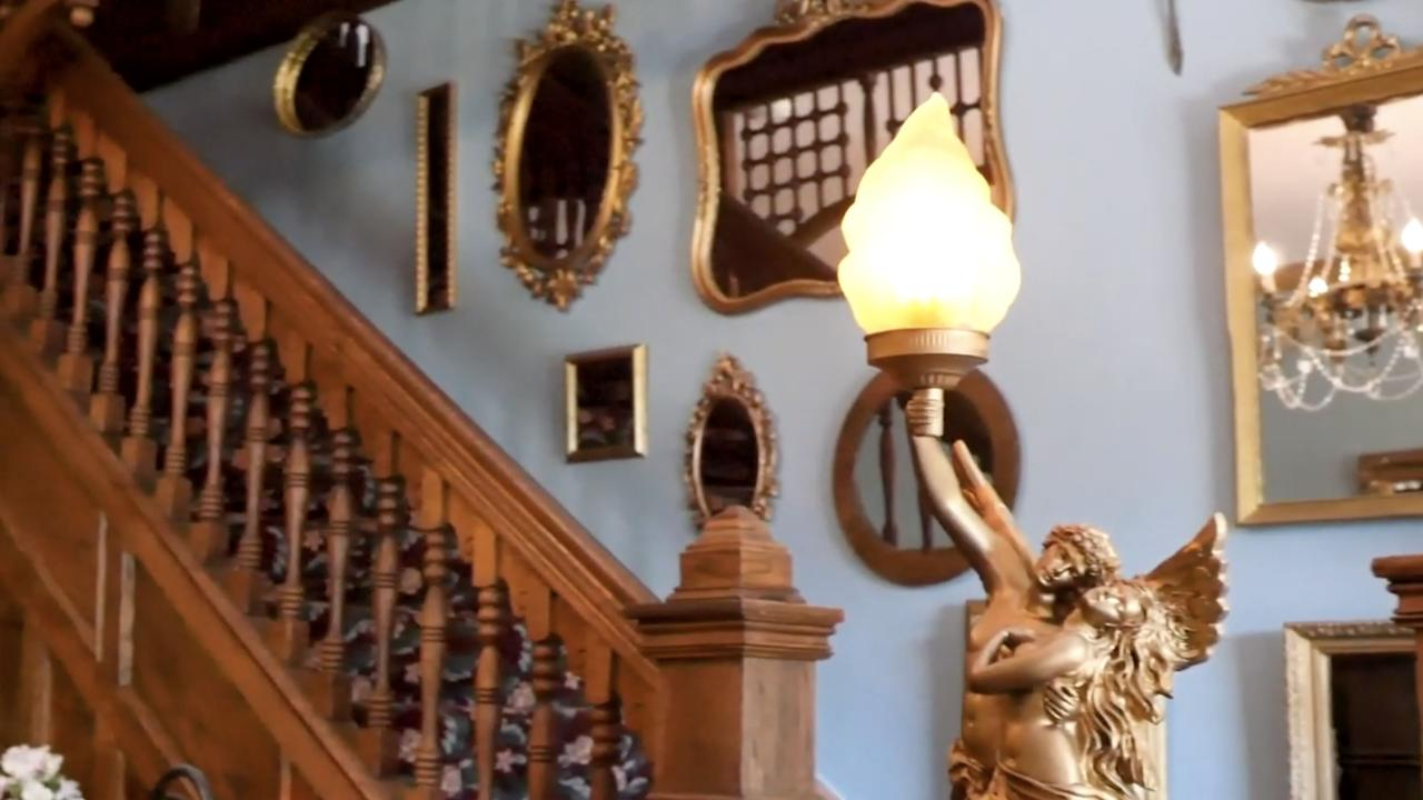 Williams House Staircase