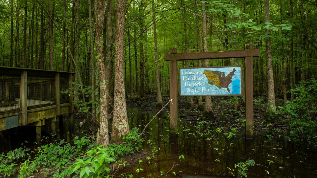 Louisiana Purchase State Park and Natural Area