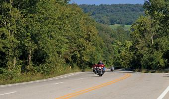 Scenic 71 Loop Motorcycle Route