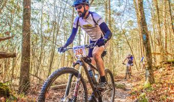 Ouachita National Recreation Mountain Biking Trail