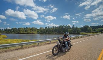 Growl and Lasso-Bear Creek Growl Motorcycling Route