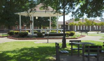 Gazebo Park in McGehee