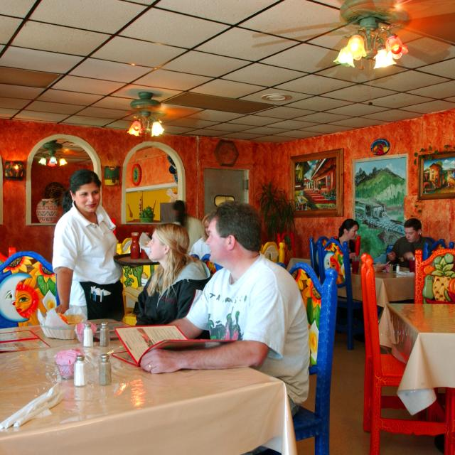 Dining out in Hope, Arkansas