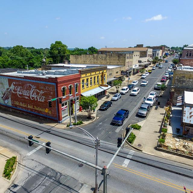 Downtown Batesville