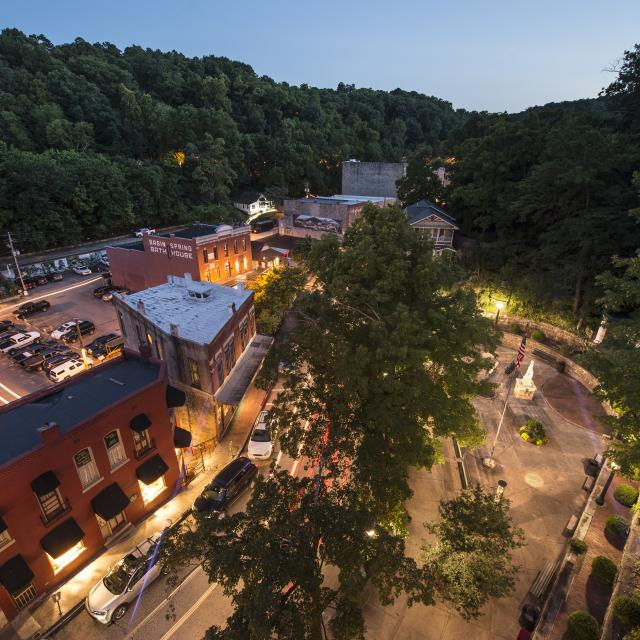 Eureka Springs Arkansas Com