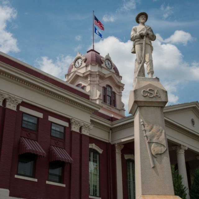 White County Courthouse,