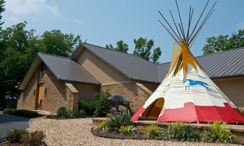 Museum of Native American History in Bentonville