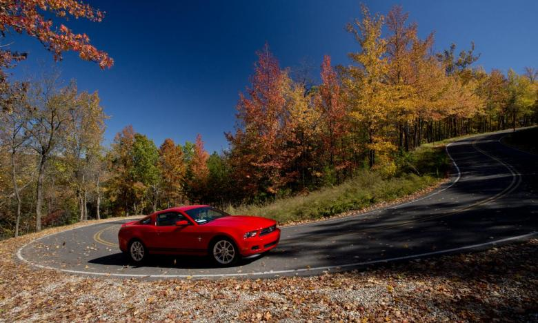 Fall drive on the Pig Trail