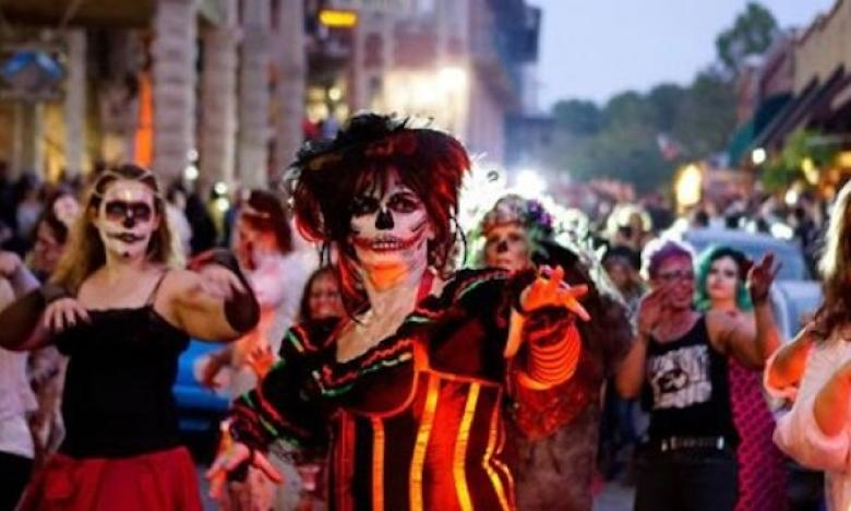 Eureka Spring Halloween Parade 2020 Eureka Springs: Popular Events for Each Month of the Year