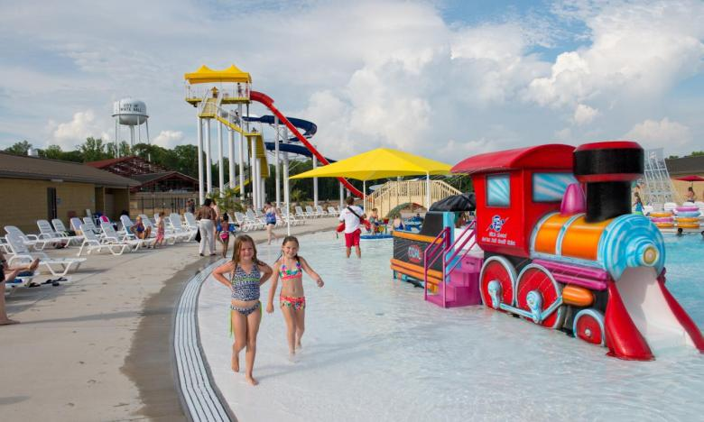 "Kids of all ages will enjoy some ""last-days-of-summer"" fun at Crenshaw Springs Water Park"