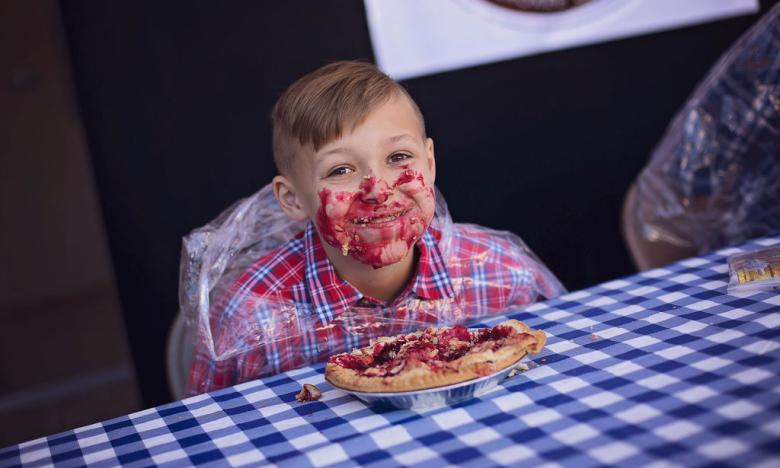 The annual Arkansas Pie Festival is a tasty treat for the kid in all of us.