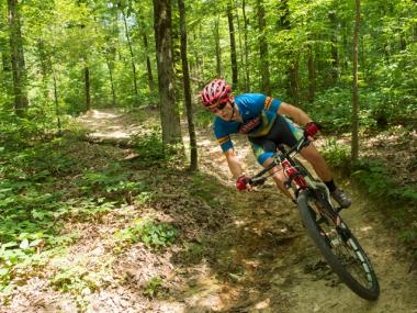 Mountain Biking Arkansas Com