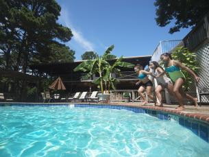 Jump into the Pool at Best Western Inn of the Ozarks