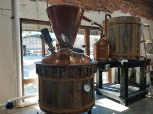 Crystal Ridge Distillery in Hot Springs