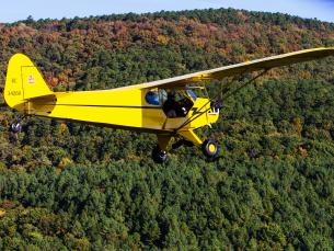 Backcountry Aviation in Arkansas (photos by Carl Zoch)