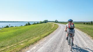 Levee Bike Horseshoe to Marianna- Road Cycling