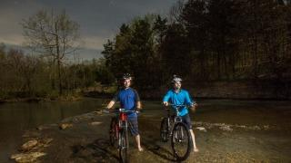 Mountain Biking in Hot Springs