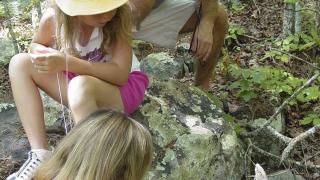 geocaching is great fun for the entire family