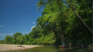 Caddo River in Glenwood