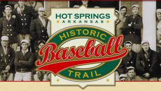Baseball history in Hot Springs
