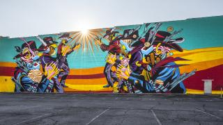 Fort Smith murals