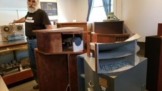 The Klipsch Museum of Audio History in Hope