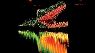 Blytheville is home to Lights of the Delta