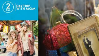 A Day with Mom Itinerary