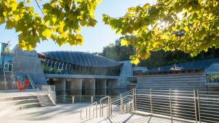 Crystal Bridges Museum of American Art in Bentonville, AR
