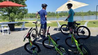 Riverside Rides Bike Rental Shop in Fort Smith