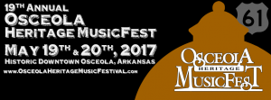 19th annual Osceola Heritage Music Festival