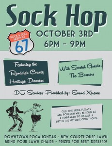 2014 rock n roll highway 67 festival sock hop