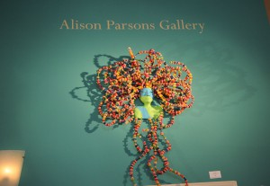 Alison Parsons Gallery in Hot Springs. Photo by Z. Clift.